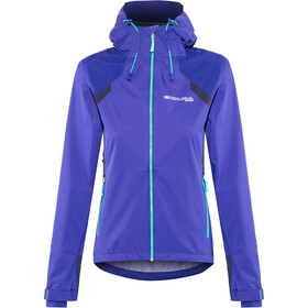 Endura MT500 II Waterdichte Jas Dames, cobalt blue